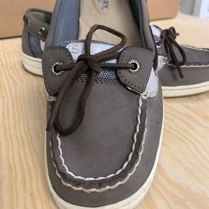 Women's Angelfish boat shoes by Sperry